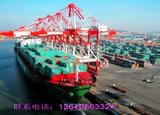 河北保定、沧州集装箱海运货柜运输门到门物流服务